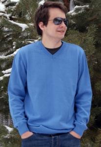 bond serek niebieski-lazurovy